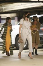 Hilary Duff Seen out with friends after shopping in Beverly Hills