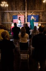 Ivanka Trump During a visit to Brandywine Manor House Inn during election campaigns