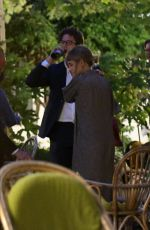 James Norton and Imogen Poots in Venice