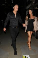 Jessica Wright Leaving The Ivy Asia St Paul