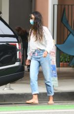 Jordana Brewster Out & about in Santa Monica