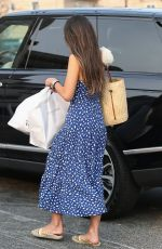 Jordana Brewster Out shopping in Brentwood