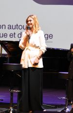 Julie Gayet At French Film Festival of Angouleme