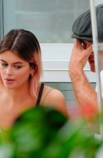 Kaia Gerber and Jacob Elordi are Inseparable as They Are Spotted Out to Eat Together in New York City