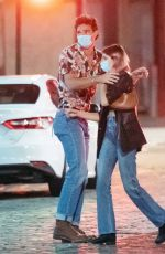 Kaia Gerber and Jacob Elordi Confirm Their Relationship With Some PDA After a Date in New York City