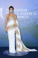 Kate Beckinsale At Monte-Carlo Gala For Planetary Health in Monte-Carlo