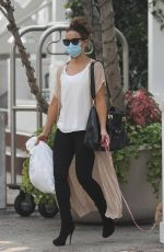 Kate Beckinsale At Shutters Hotel in Santa Monica