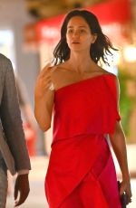 Katherine Waterston Out in Venice, Italy