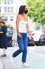Katie Holmes Out in SoHo New York