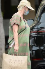 Katy Perry Out for the first time after giving birth to go shopping in Santa Barbara