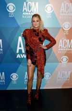 Kelsea Ballerini At 55th Academy Of Country music awards in Nashville