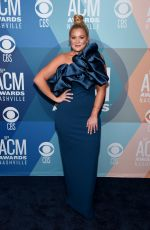Lauren Alaina At 55th Academy of Country Music Awards at the Grand Ole Opry in Nashville