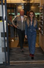 Leigh-Anne Pinnock and Perrie Edwards make fashionable appearance on The One Show in London