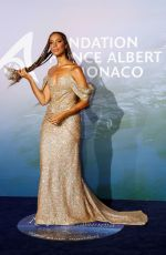 Leona Lewis At Monte-Carlo Gala For Planetary Health in Monte-Carlo