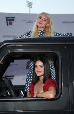 Lucy Hale At 27th Annual Race to Erase MS Drive-In Event in Pasadena