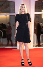 Ludivine Sagnier Attends the Wife of a Spy Premiere during 77th Venice International Film Festival