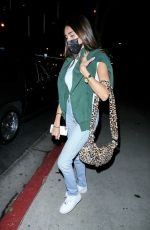 Madison Beer Leaving BOA in Hollywood