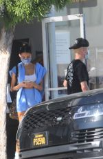 Madison Beer Shopping in West Hollywood in LA