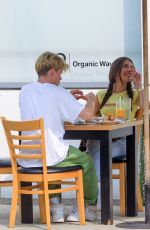 Madison Beer Spotted at Toast for lunch in West Hollywood