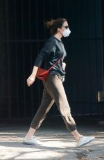 Mandy Moore Out in Los Angeles