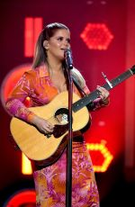 Maren Morris At 55th Academy of Country Music Awards at Ryman Auditorium in Nashville