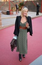 Michelle Collins At Press Night for Sleepless at the Troubadour Wembley Park Theatre, London
