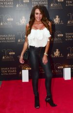 Michelle Heaton At Shaka Zulu 10th Anniversary Party in Camden
