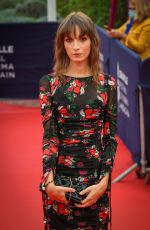 Mya Bollaers At 46th Deauville American Film Festival, France