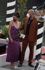 Nathalie Emmanuel At the Excelsior during the 77th Venice Film Festival