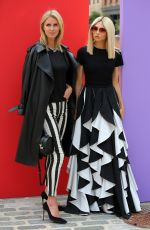 Nicky Hilton At New York Fashion Week - Alice + Olivia Come Dance With Us Presentation