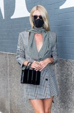 Nicky Hilton At New York Fashion Week - Monse Fall/Winter 2020 Presentation