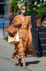 Nicky Hilton Is pictured looking stylish while on a stroll in New York