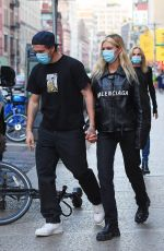 Nicola Peltz Out in NYC