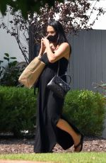 Nikki Bella On a shopping trip to Whole Foods in Studio City