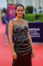 Noemie Merlant At Opening Ceremony of the 46th Deauville American Film Festival