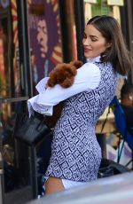 Olivia Culpo Out & about in Hollywood