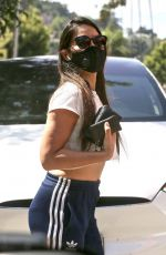 Olivia Munn Out in Studio City