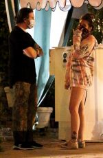 Paris Jackson At San Vicente Bungalow in West Hollywood