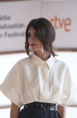Paz Vega At El Lodo Photocall during 68th San Sebastian International Film Festival at Kursaal Palace