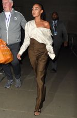 Perrie Edwards & Leigh-Anne Pinnock Leaving BBC The One Show studios in London