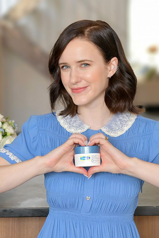 Rachel Brosnahan Shares her essential skincare items as Cetaphil Spokesperson and Creative Consultant in New York City