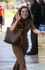 Rachel Shenton At Sunday Brunch - London