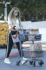 Rebecca Gayheart Out grocery shopping at Bristol Farms in Beverly Hills