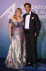 Rebel Wilson At Monte-Carlo Gala For Planetary Health in Monte Carlo