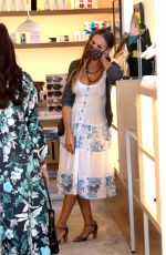 Sarah Jessica Parker At her NYC Flagship Store