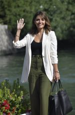Serena Rossi Seen around town in Venice