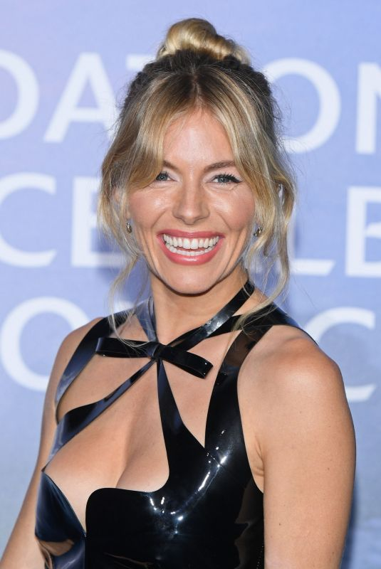 Sienna Miller At Monte-Carlo Gala For Planetary Health in Monte-Carlo