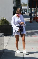 Sofia Richie Heading to a hair salon in West Hollywood