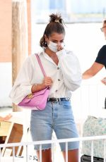 Taylor Hill At the Venice Airport in Venice