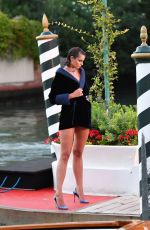 Taylor Hill Attending the 77th Venice Film Festival